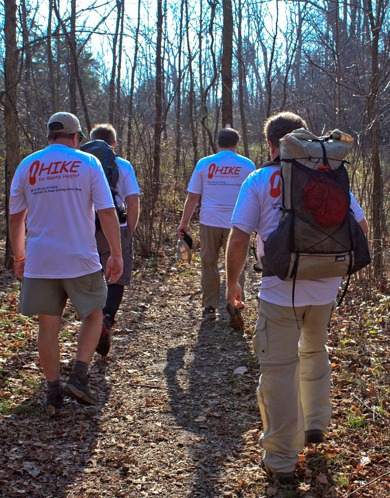 Veterans' Day hike 2012