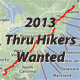AT Thru Hikers Wanted