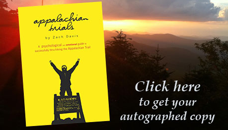 Get your autographed copy of Appalachian Trials