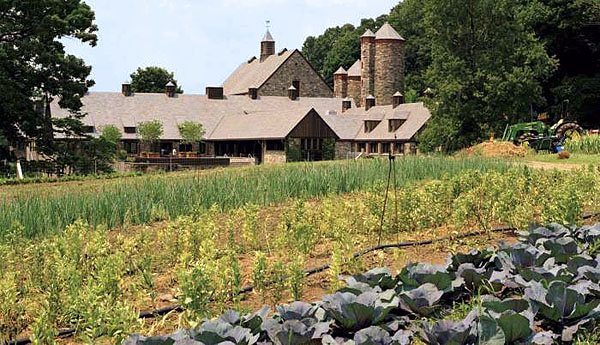 Stone Barns Farm at Rockefeller Preserve