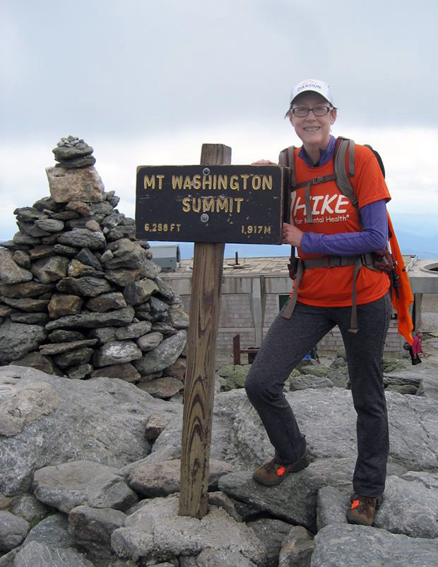 Hiker-on-the-summit