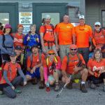 Mt Washington group photo 2016