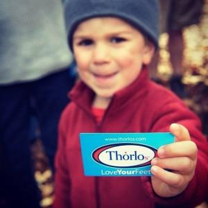Thank you, Thorlo!
