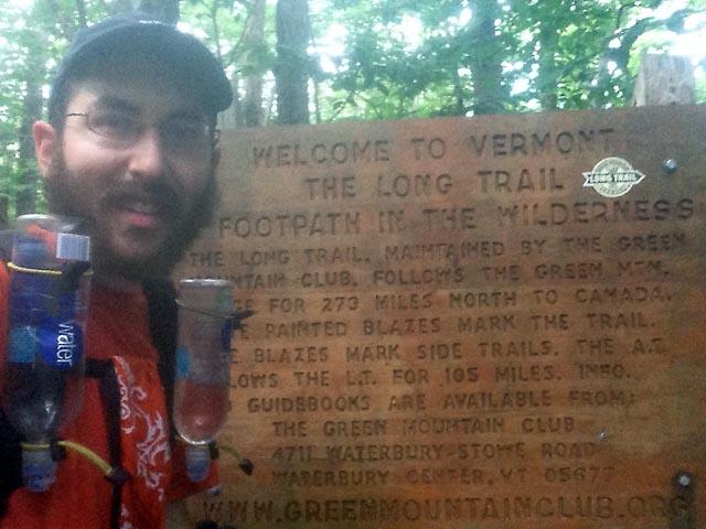 At the MA-VT border sign