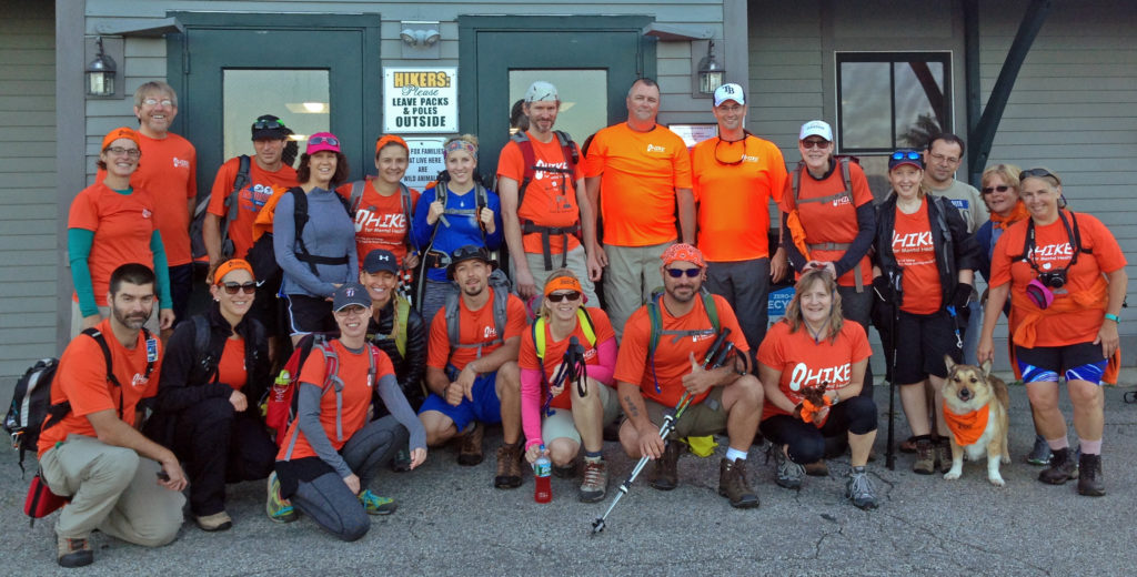 Mt Washington group photo 2016