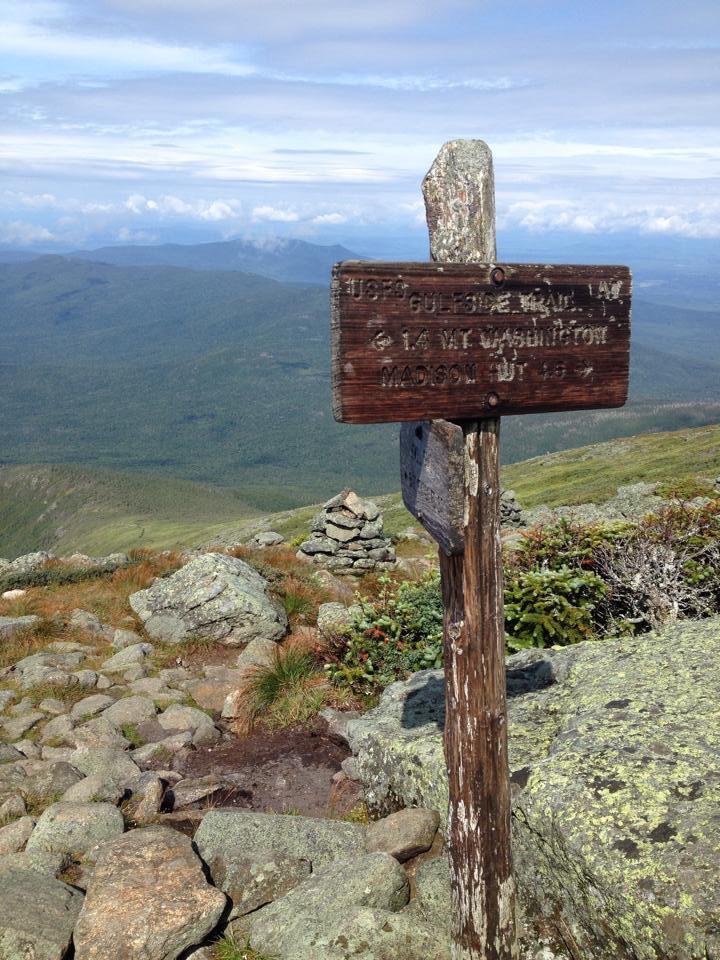 Jewell Trail Mt Washington Map.Mount Washington Day Hiking Trails Hike For Mental Health